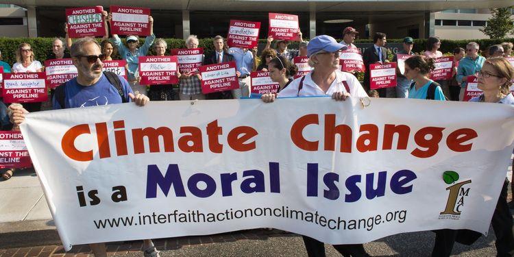 Climatechangemoralissue