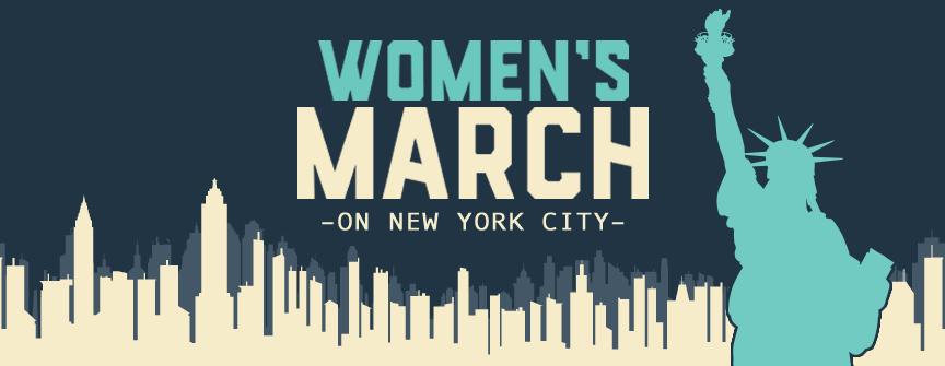 Women's March - New York City, NY