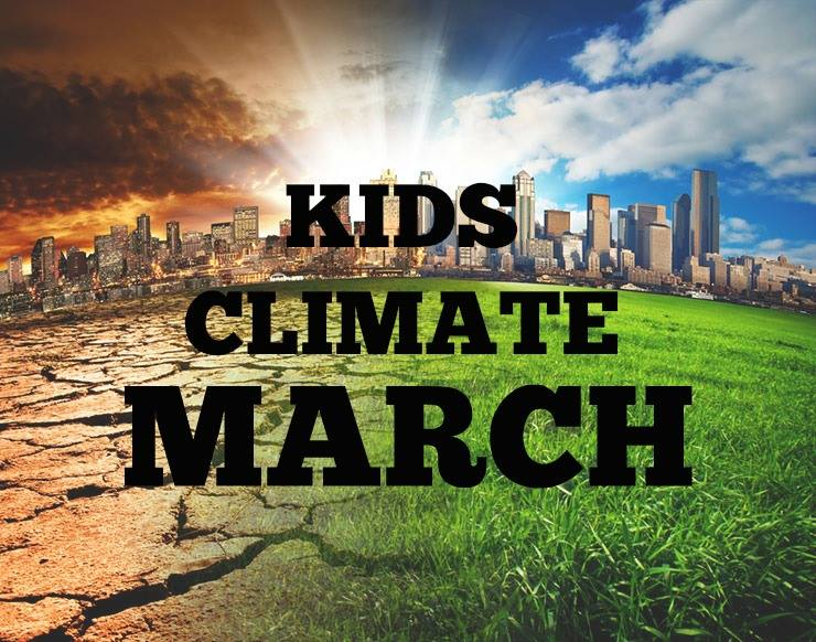 Kids_climate_march