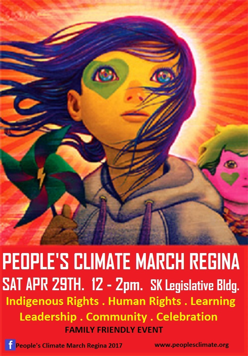 Climate-march-regina-poster