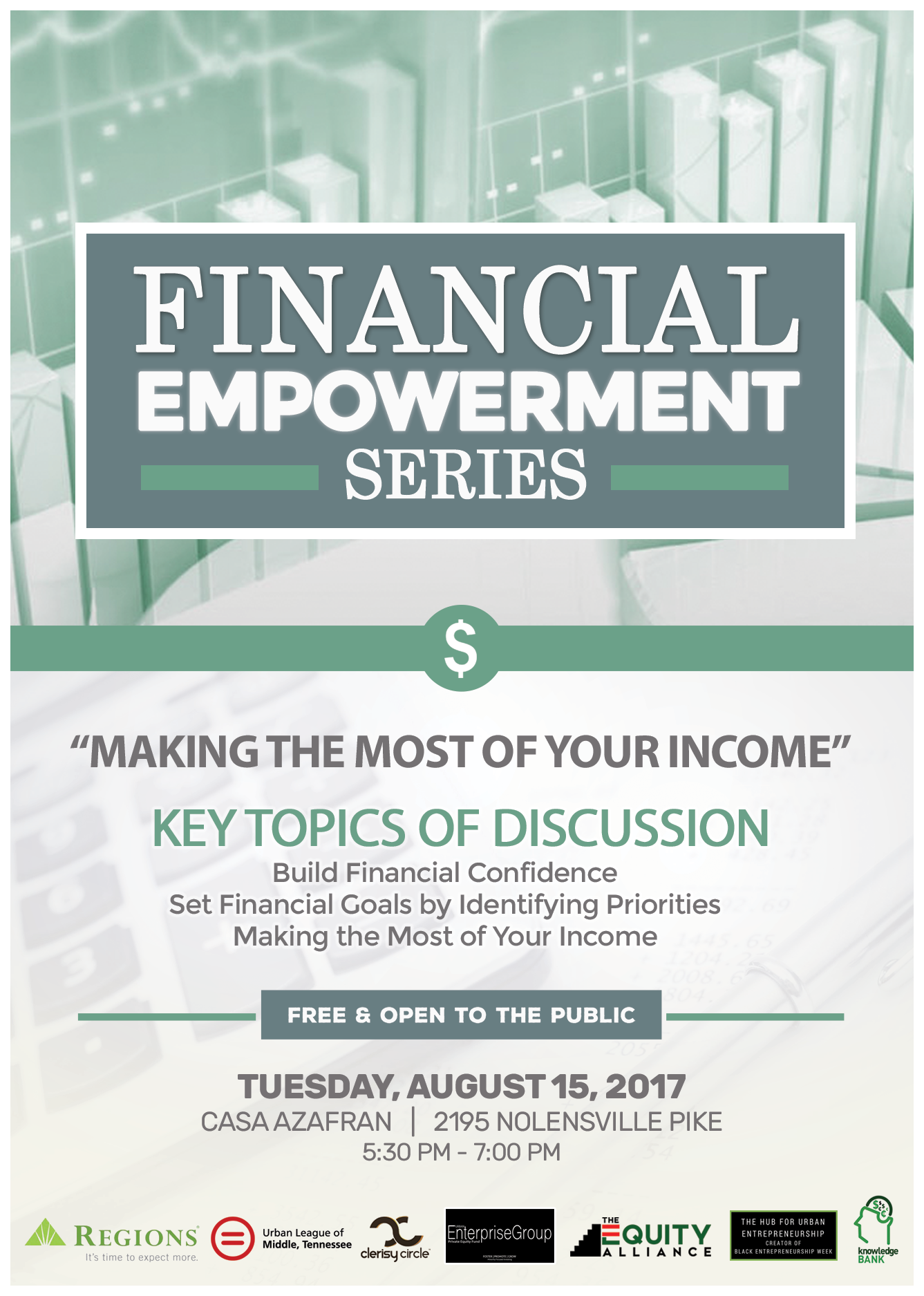Financialempowermentflyer