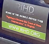 6th Annual Mobile Justice Tour (Richmond Area)