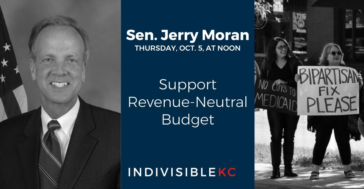 Moran Visit - Neutral Budget