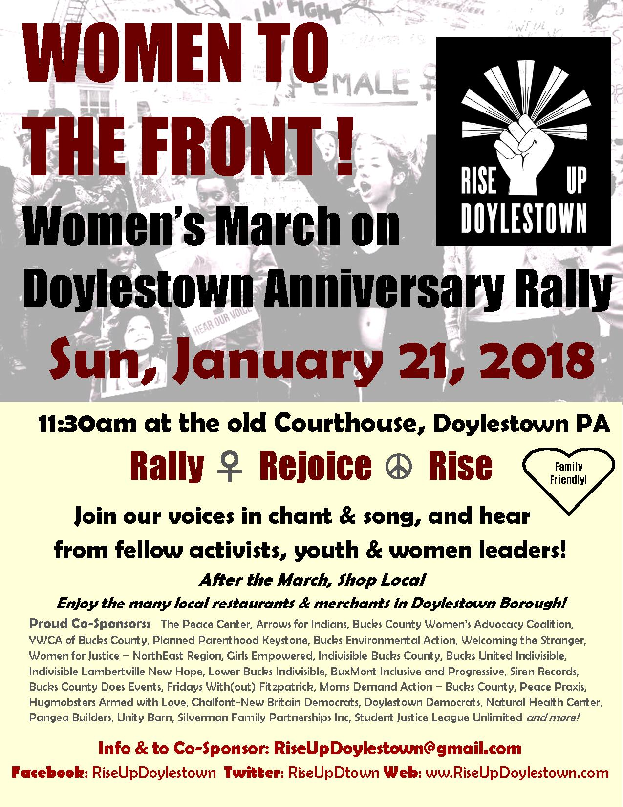 Women_to_the_front_doylestown_rally_jan_21_2018_flyer_2