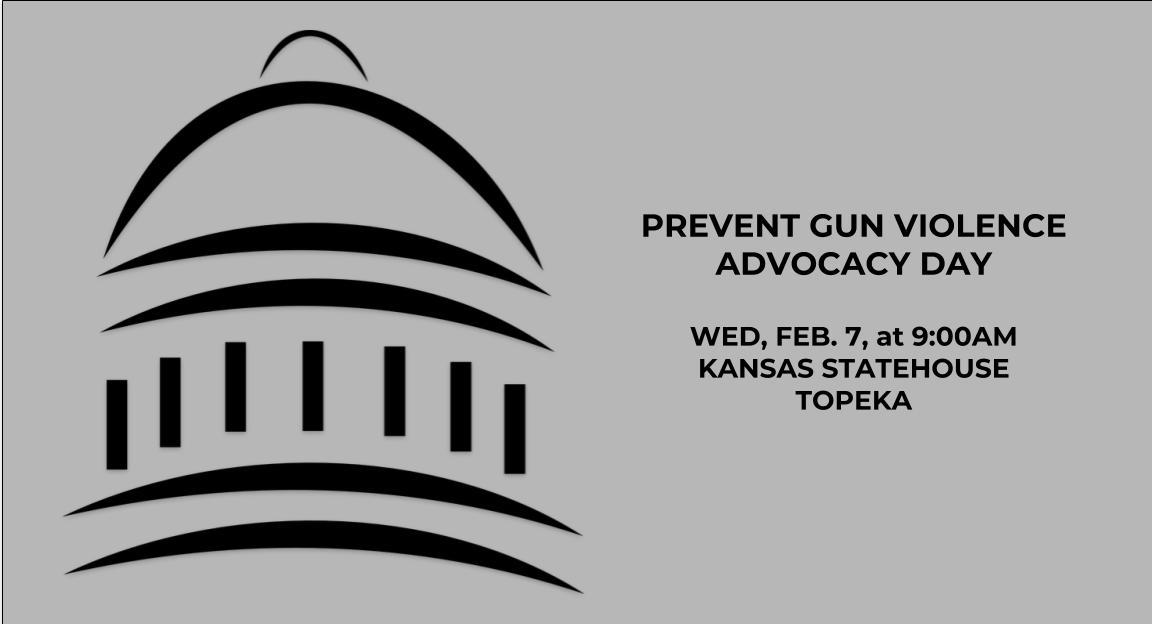 Gun Violence Advocacy Day
