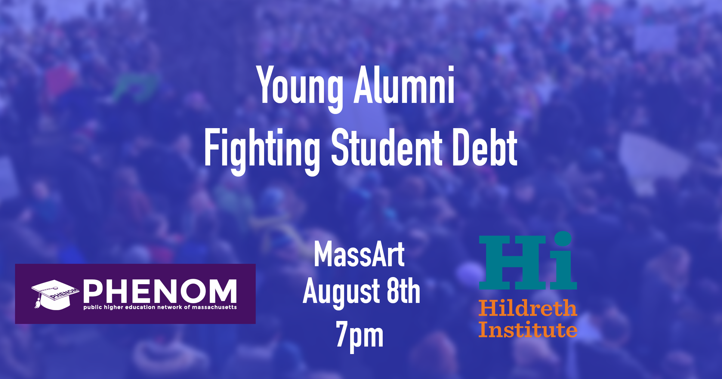 Young_alumni_fighting_debt_poster