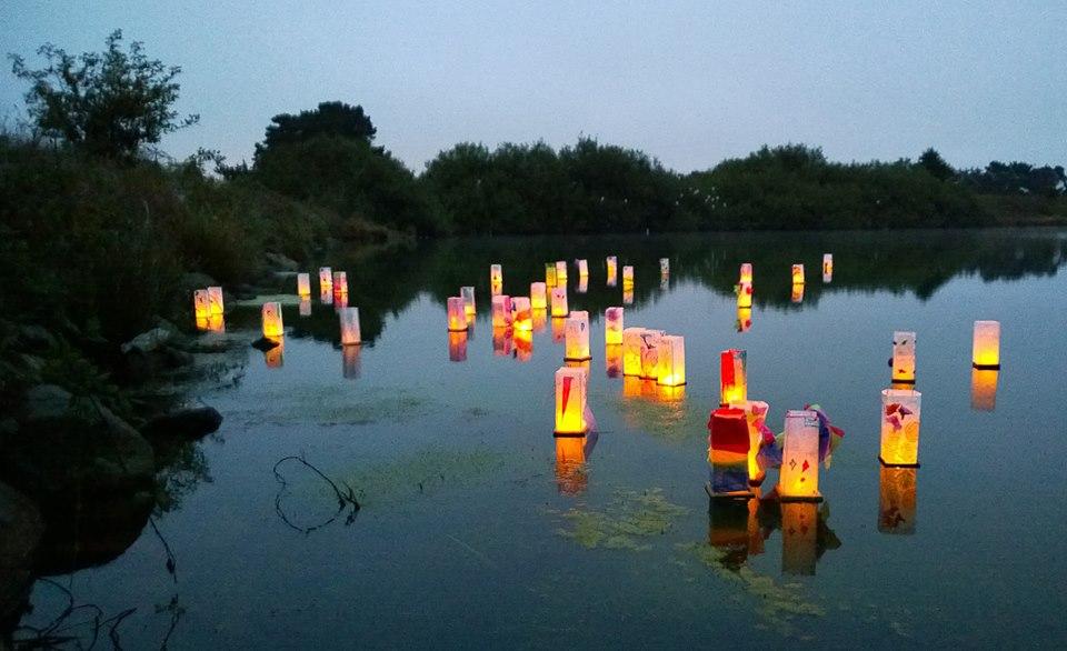 Arcata.lantern.float