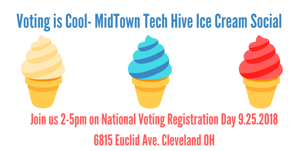 Voting_is_cool-_midtown_tech_hive_ice_cream_social