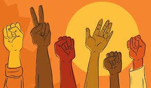 Minority_union_fist_raised