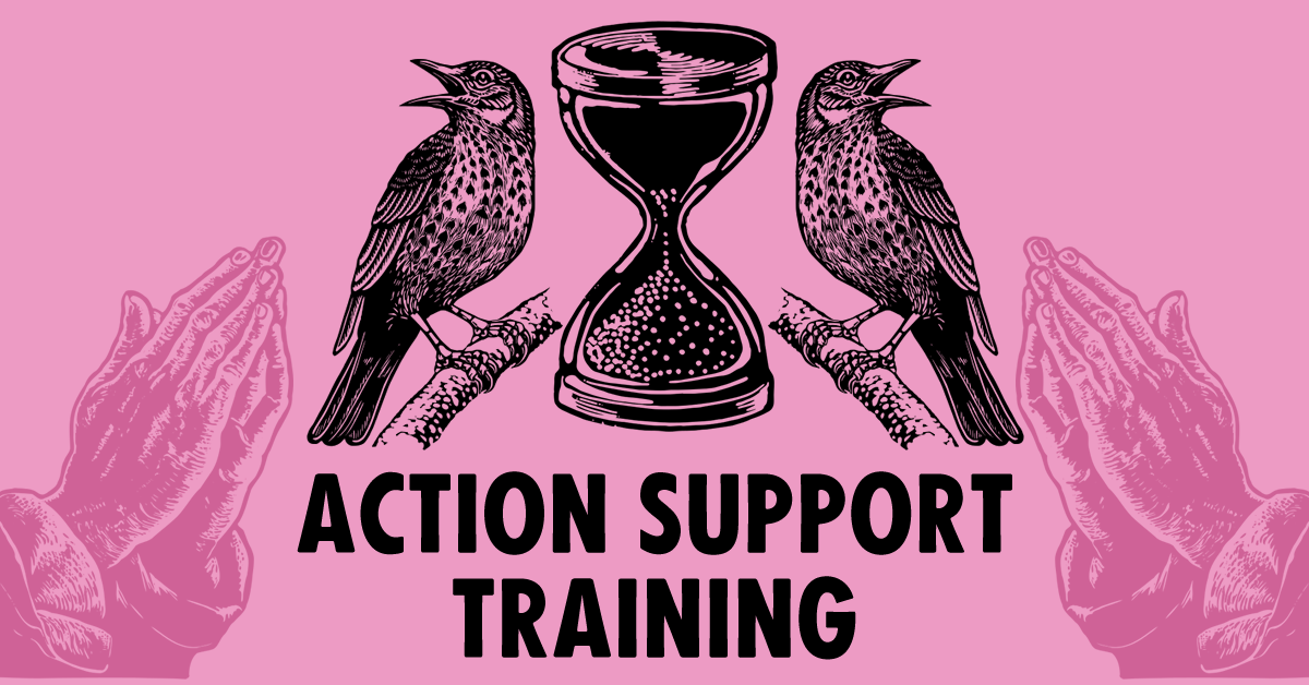 Action-support-training