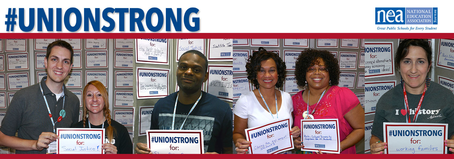 Unionstrong-an