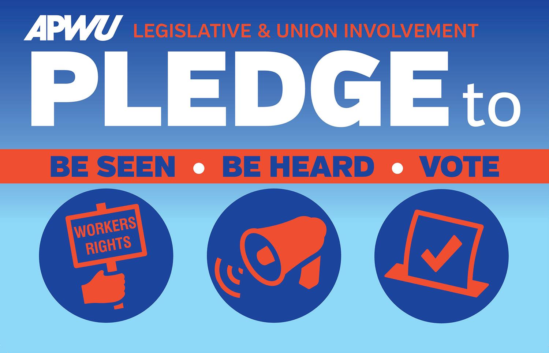 Pledge-banner