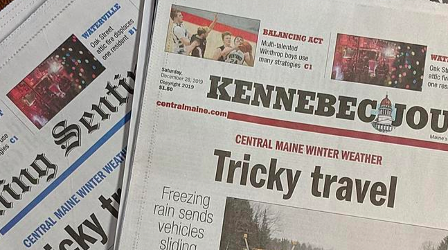 Maine_newspapers