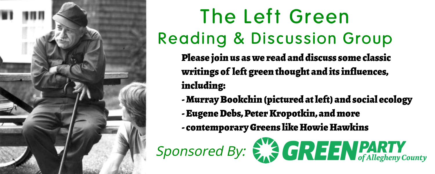 Theleftgreenreadinggroup