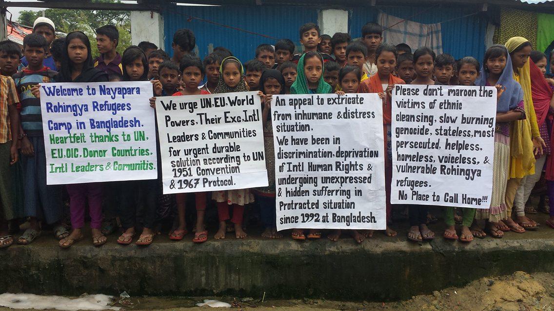 Nayapara_refugee_camp_children_-_1_picture_by_ro_islam_arakani_rohingya