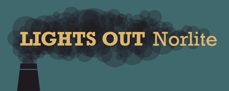 Lights Out Norlite banner