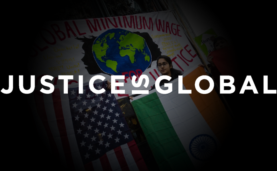 Justice_is_global_circle_black_background