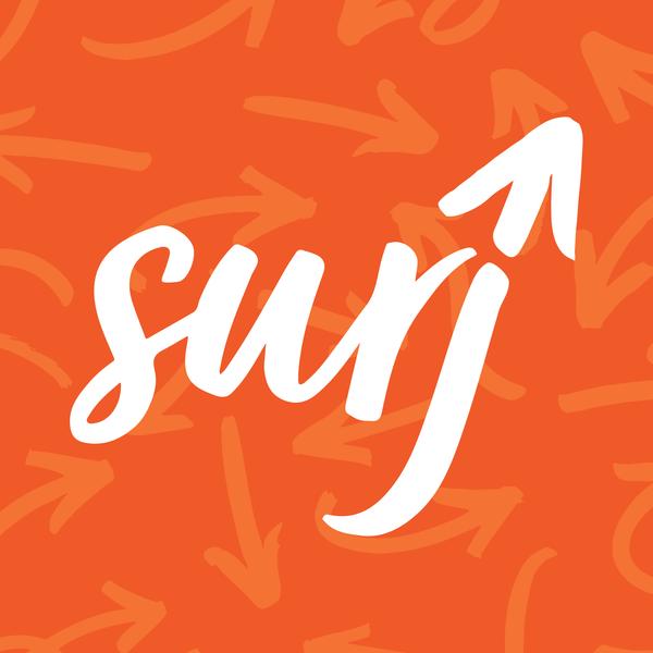 Surj-social-orangebg-white