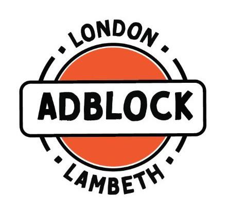 Adblock_lambeth_logo_red