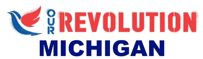 Our_revolution_michigan_logo_w_or_logo_v2