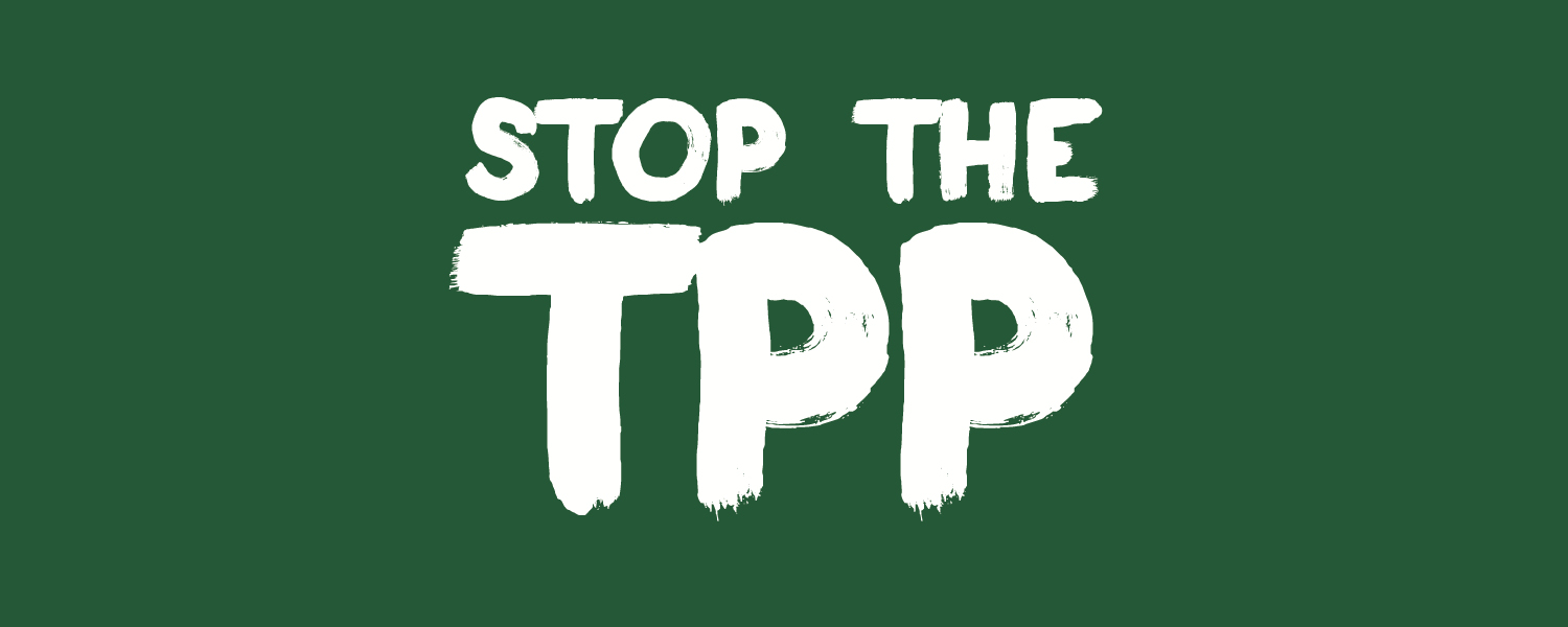 Say No To The Tpp