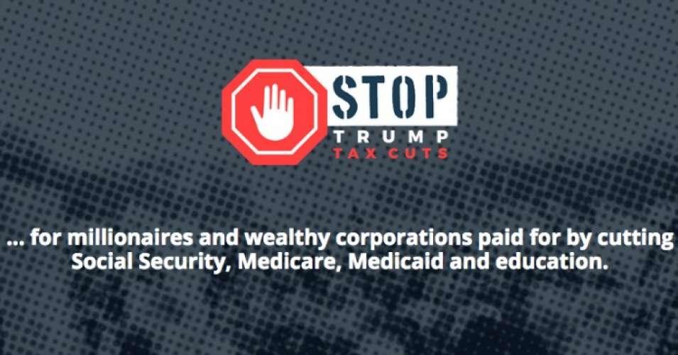 Stop_tax_trump_cuts
