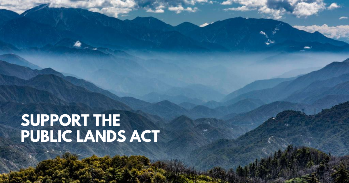 Support_the_public_lands_act