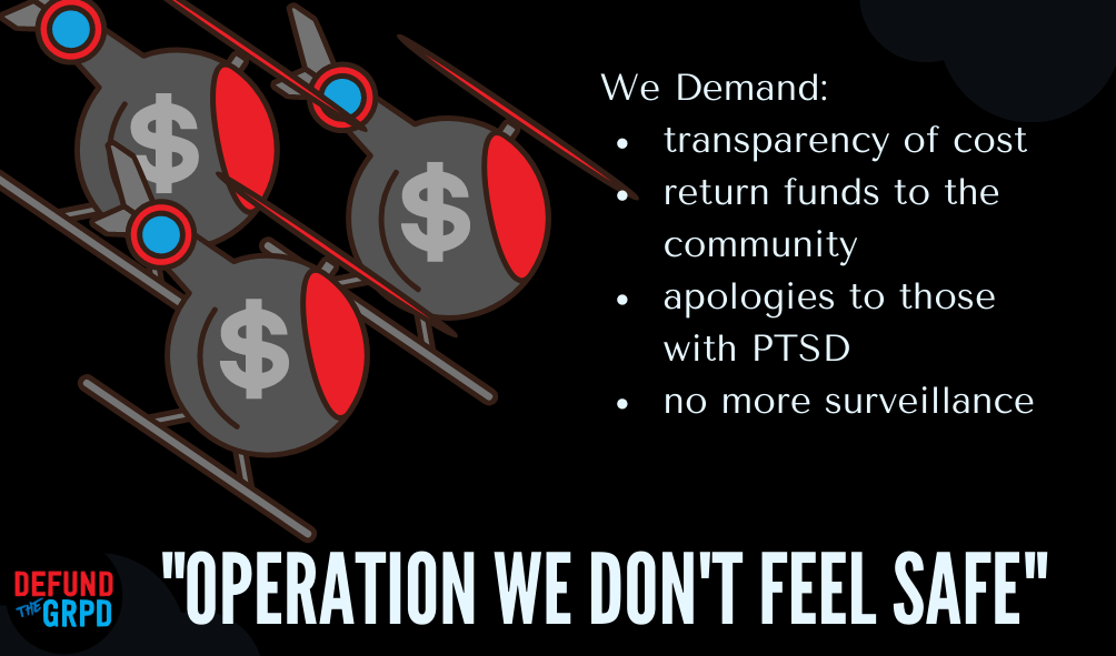Defund_operation_don't_feel_safe