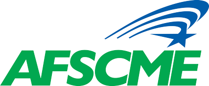 AFSCME Logo for Fallen Heroes Fund