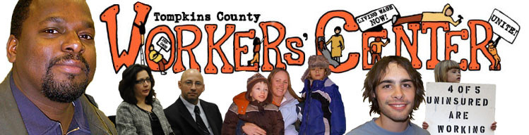 Tompkins County Workers Center