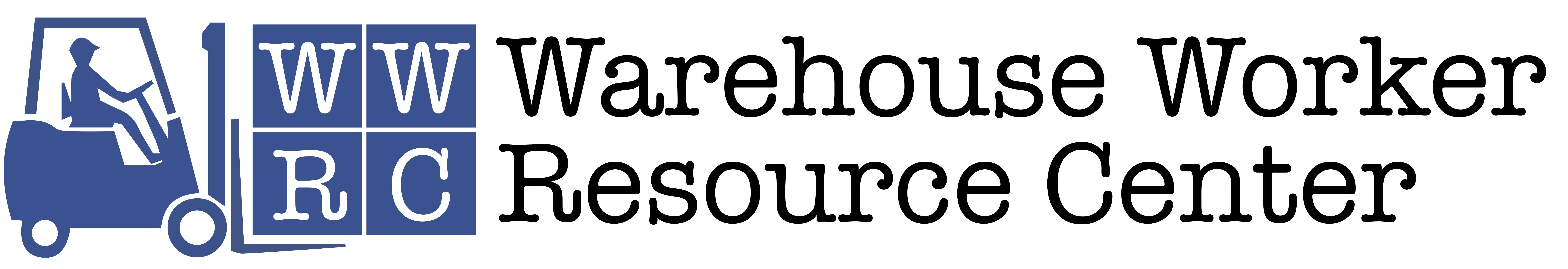 Warehouse Worker Resource Center
