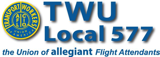 Local 577 - Allegiant Air Flight Attendants