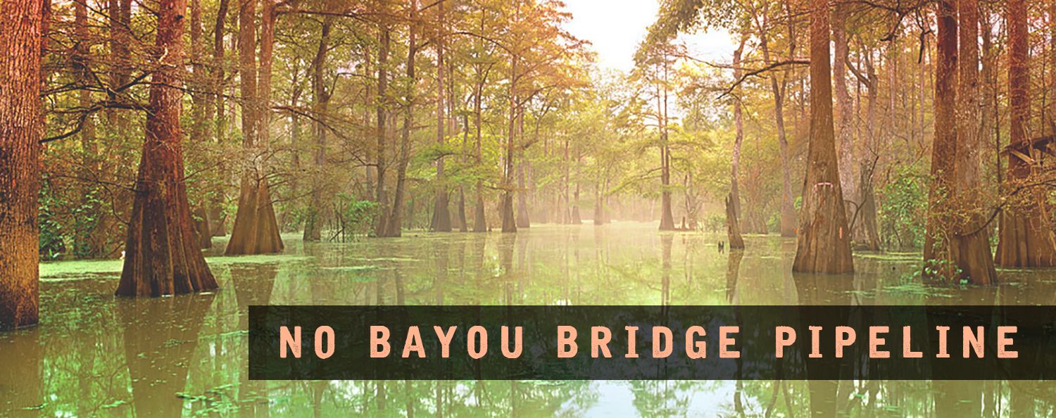 No Bayou Bridge