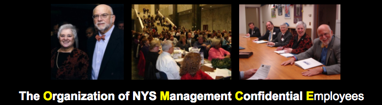 The Organization of NYS Management Confidential Employees