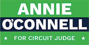 Annie O'Connell for Judge
