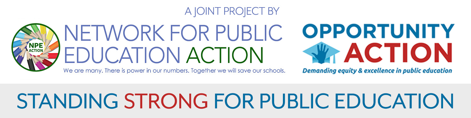 Standing Strong for Public Education