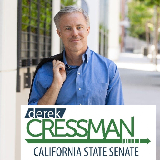 Cressman for CA Senate 2018