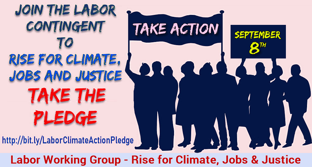 Labor Rise for Climate, Jobs & Justice