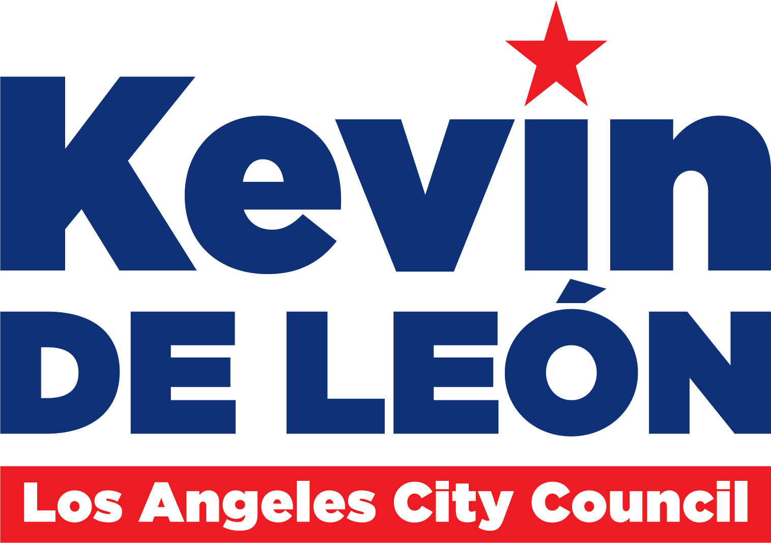 Kevin de León for City Council