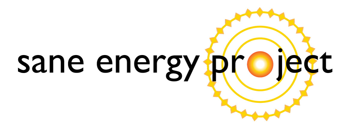 Sane Energy Project