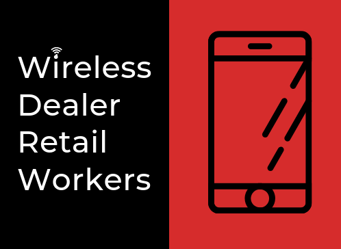 Wireless Dealer Retail Workers