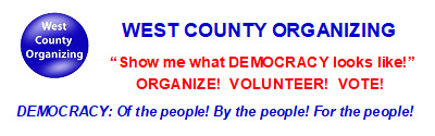 West County Organizing