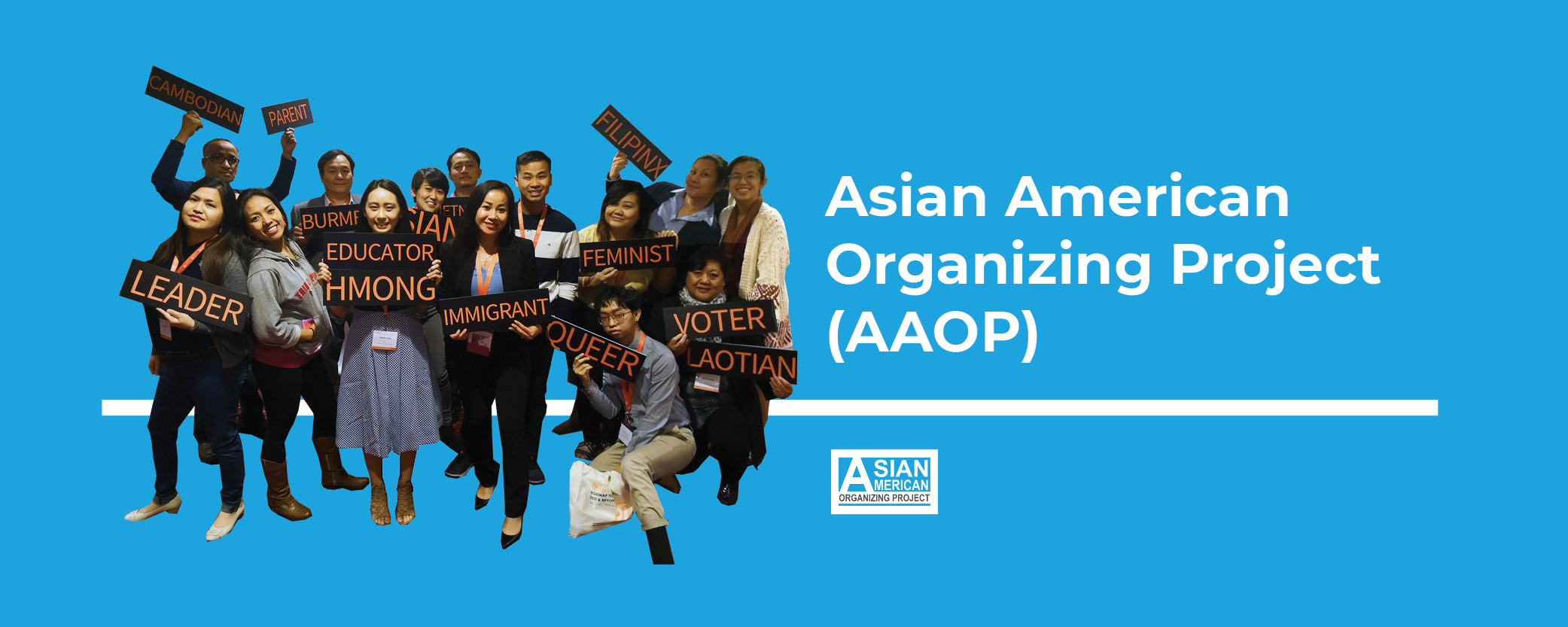 Asian American Organizing Project (AAOP)