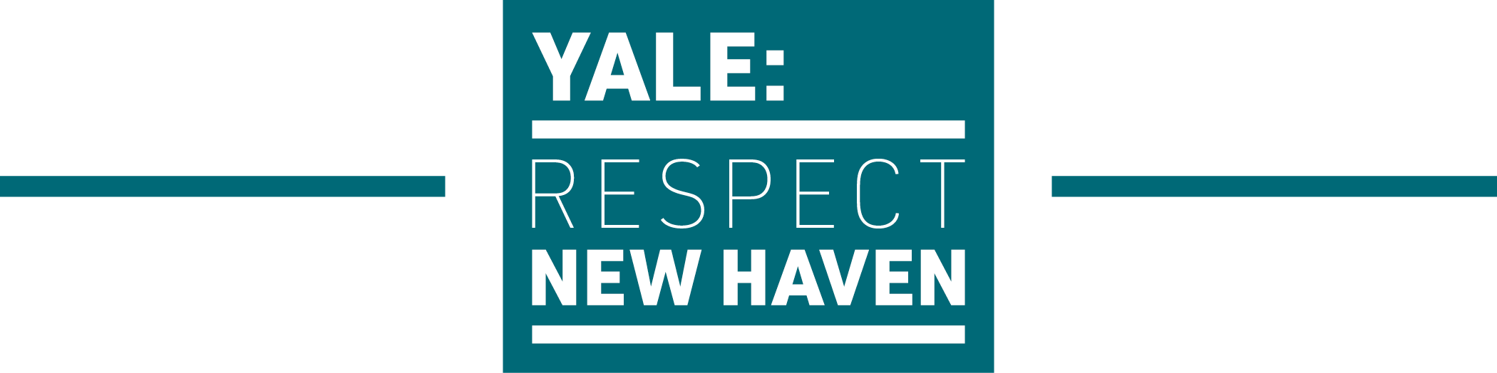Yale: Respect New Haven