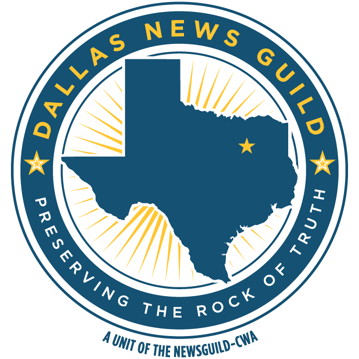 Dallas News Guild logo