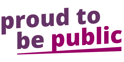 Proud to be Public