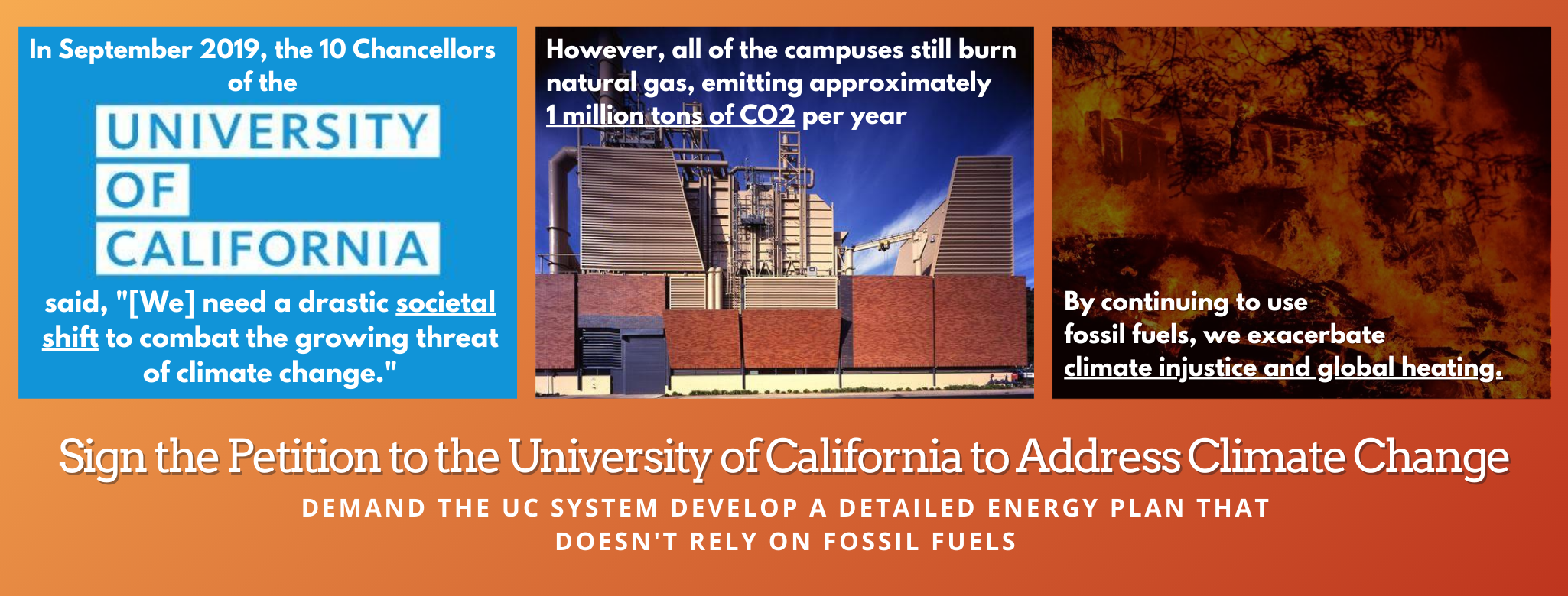Green New Deal at UCSD