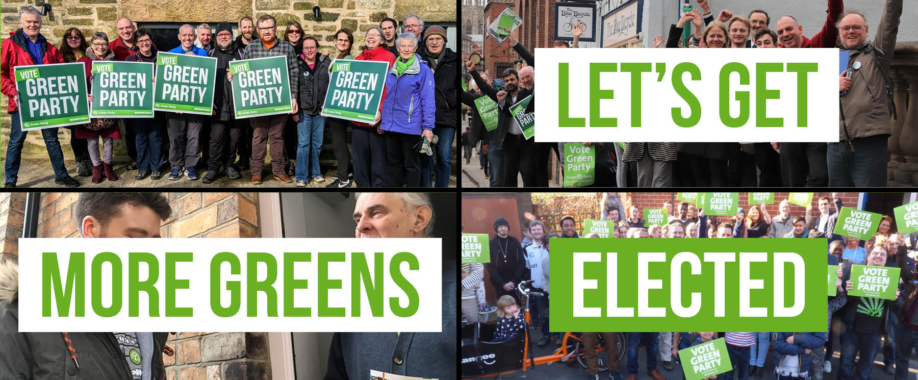Yorkshire & Humber Green Party