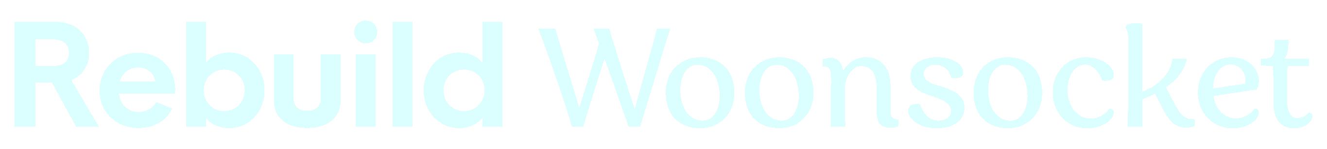 Rebuild Woonsocket