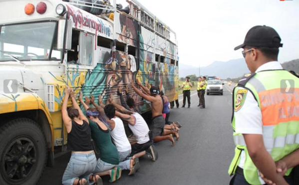 Busdetained